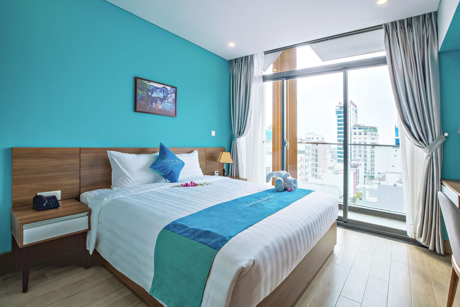 Apartment Room - Yến Vy Hotel