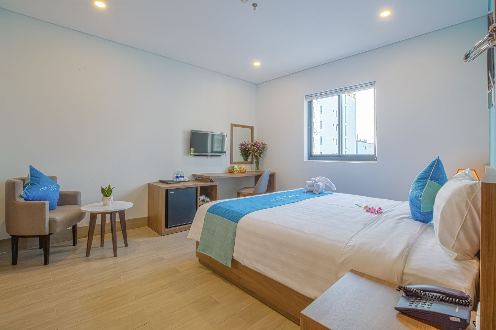Deluxe Double Room - Yến Vy Hotel