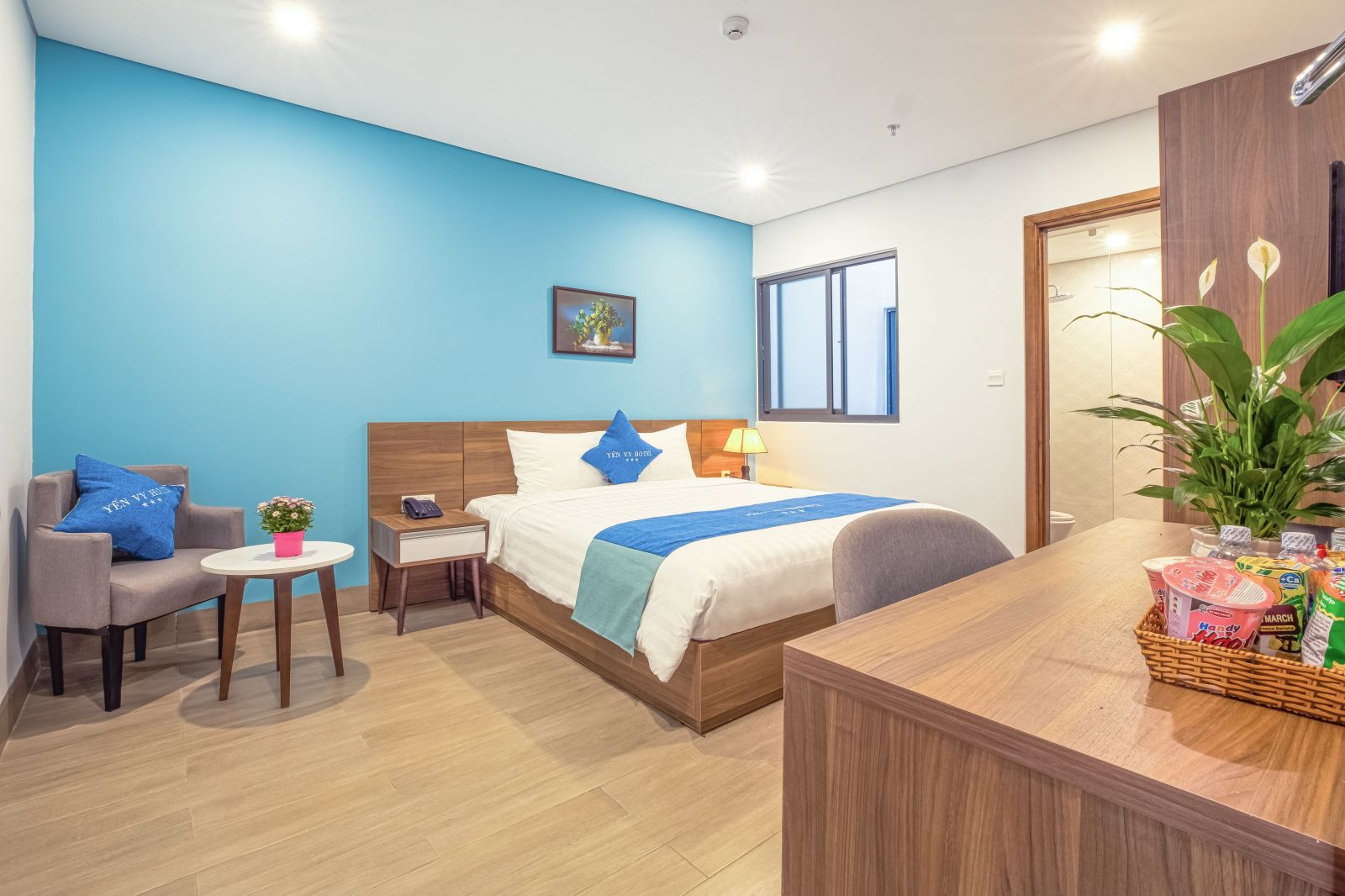 Superior Double Room - Yến Vy Hotel